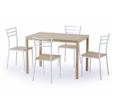 Set masa Avant + 4 scaune