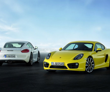 Un Porsche pentru 2014