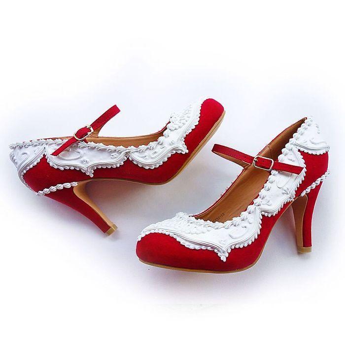 Pantofii cu aspect de prajituri, la mare moda in acest sezon - Poza 16