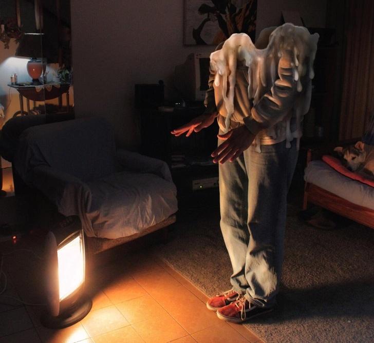 O realitate distorsionata, in poze care ne pun pe ganduri - Poza 10