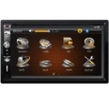 Player DVD Auto Kruger&Matz KM2003, 4x40W, TFT Capacitive touchscreen 6.95inch, Bluetooth, USB, GPS