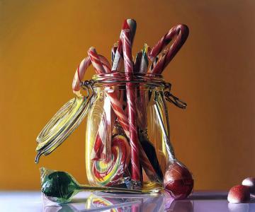 10 super picturi hiper-realiste de Roberto Bernardi