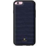 Protectie spate Just Must Croco JMCR3IPH 6NVpentru Apple iPhone 6/6S (Albastru)
