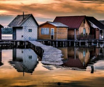 Un paradis al pescarilor, in poze superbe