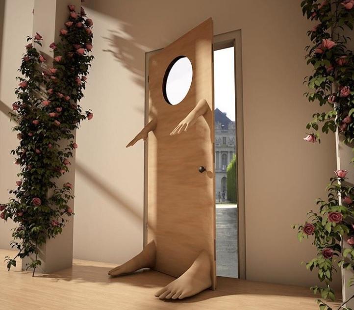 10+1 Idei geniale de design interior pentru oamenii creativi - Poza 5