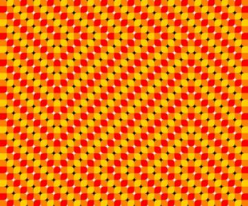 Opt iluzii optice geometrice halucinante
