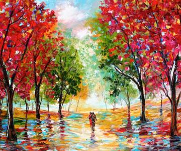 La plimbare cu iubirea, de Karen Tarlton
