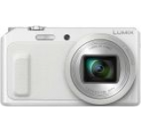 Aparat Foto Digital Panasonic DMC-TZ57EP-W, 16 MP, 1/2.3inch CMOS, Filmare Full HD, Zoom Optic 20x, WiFi (Alb)