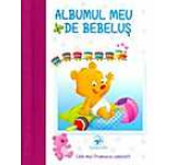 Albumul meu de bebelus (cotor roz)