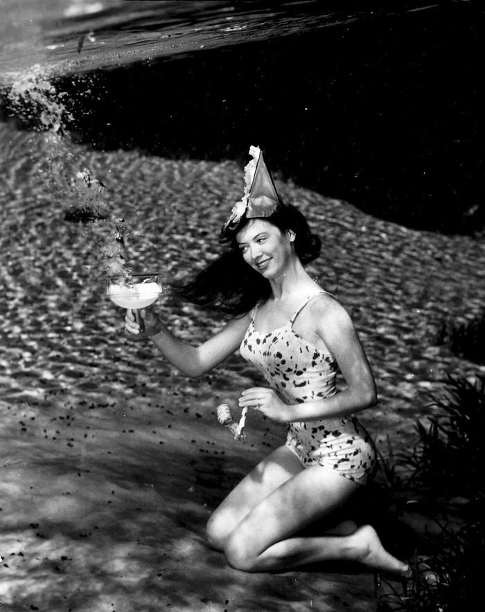 Fotografii subacvatice de exceptie, din 1938 - Poza 17