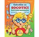 Calculcam cu Socotici Activitati matematice nivel II 5-7 ani