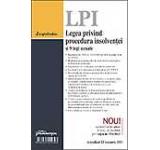 Legea privind procedura insolventei si 9 legi uzuale. Actualizat 23 ianuarie 2013