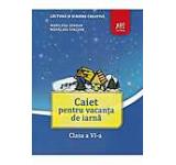 Caiet de lucru (Iarna) - Matematica clasa a 6-a