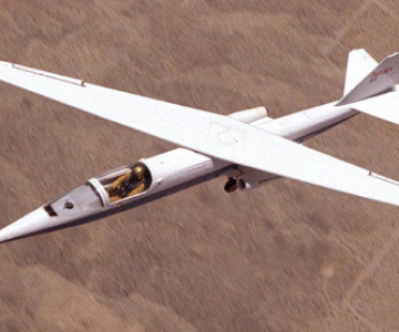 Cel mai ciudat avion construit de NASA?