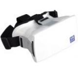 Ochelari virtuali WoW! World of Emotion 3D, pentru telefoane intre 4.7 inch pana la 6 inch (Alb)