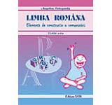 Limba romana. Elemente de constructie a comunicarii clasa a II-a