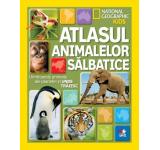 *** - Atlasul animalelor salbatice. Uimitoarele animale ale planetei si unde traiesc