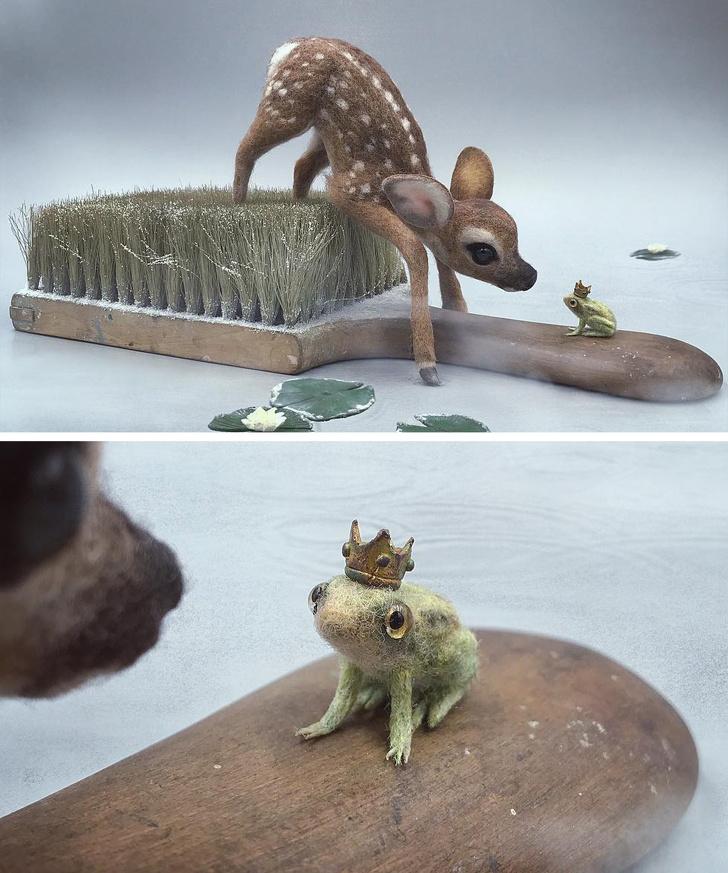 Povesti cu perii vechi si animale simpatice, de Simon Brown - Poza 5