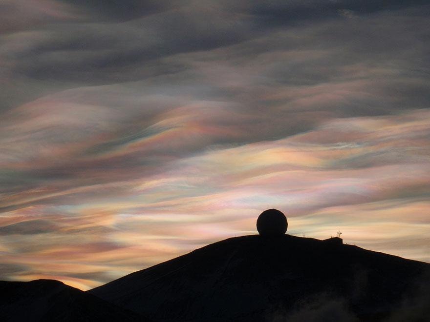 Cele mai spectaculoase formatiuni noroase, surprinse ca camerele de lu - Poza 5