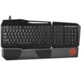 Tastatura Gaming Mad Catz (Cyborg) S.T.R.I.K.E. 3 (Neagra)