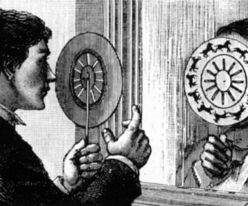 Hipnotizant: Imagini animate din secolul al XIX-lea