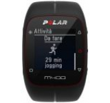Ceas activity tracker Polar M400 (Negru)
