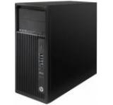 Sistem Workstation HP Z240T (Procesor Intel® Xeon® E3-1230 v5 (8M Cache, 3.40 GHz), Skylake, 16GB, 2TB @7200rpm + 256GB SSD, Win10 Pro 64, Mouse+Tastatura)
