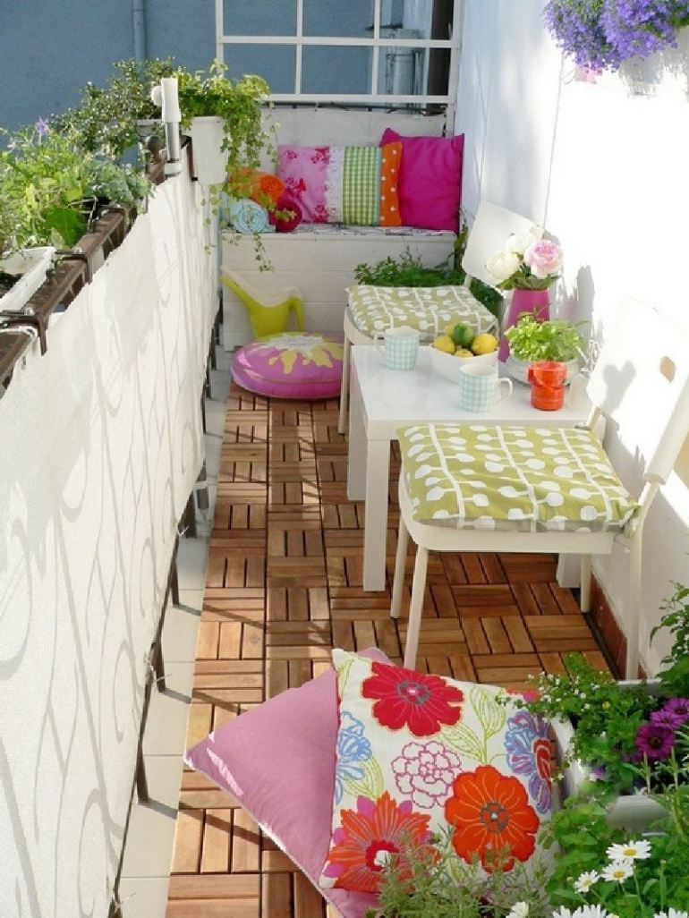 Cum iti transformi balconul intr-o oaza de recreere - Poza 10