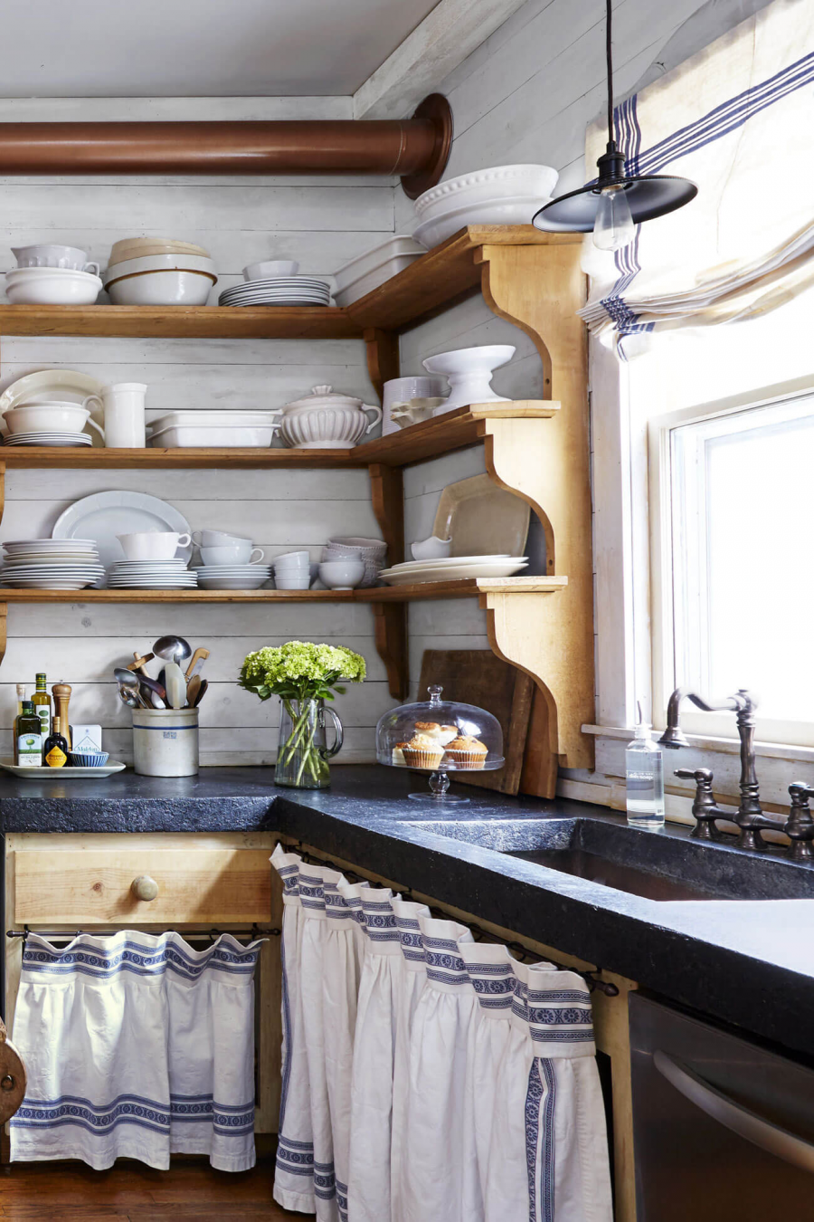 Idei de amenajare a bucatariei in stil rustic - Poza 10