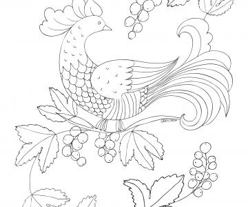 GRATUIT: Desene de colorat pentru adulti