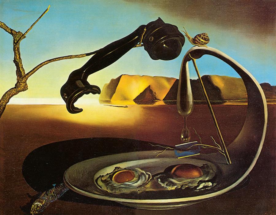 Reteta zilei, cu Salvador Dali: Bizarerii culinare delicioase - Poza 8