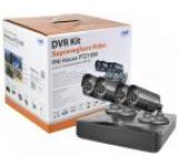 Kit supraveghere video PNI House PTZ1000, DVR si 4 camere de exterior 1000 linii