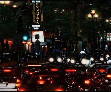 Lumile orasului San Francisco, de Xiau-Fong Wee