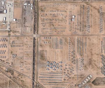 15 surprize gasite pe Google Earth