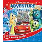 Disney Pixar Adventure Stories Carry Along Storybox