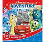 Disney Pixar Adventure Stories Carry Along Storybox
