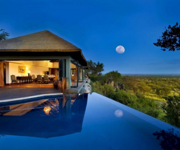 Safari de lux la Bilila Lodge