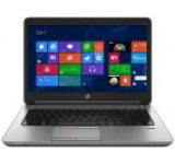 Laptop HP ProBook 640 G1 (Procesor Intel® Core™ i5-4210M (3M Cache, up to 3.20 GHz), Haswell, 14inchHD+, 4GB, 128GB SSD, Intel HD Graphics 4600, USB 3.0, FPR, Win7 Pro 64 + Win8 Pro 64)