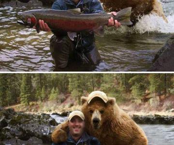 Cele mai amuzante poze prelucrate in Photoshop