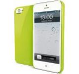 Husa Muvit Glossy pentru iPhone 5 (Verde)