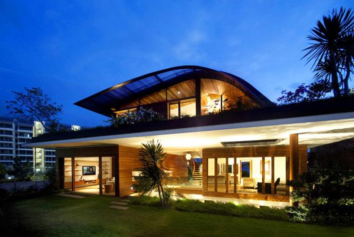 Ai vrea sa locuiesti in Sky Garden House? - Poza 5