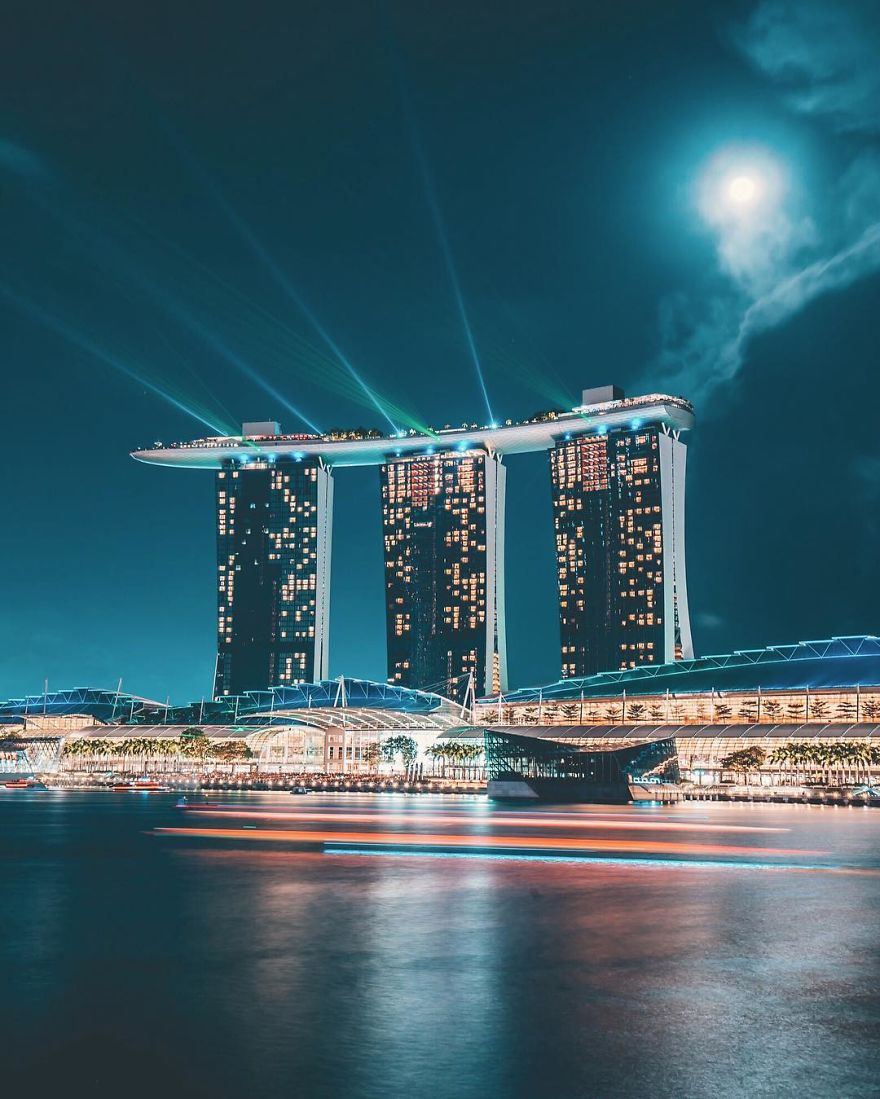 Unicitate si grandoare: Singapore, intr-un pictorial superb - Poza 14