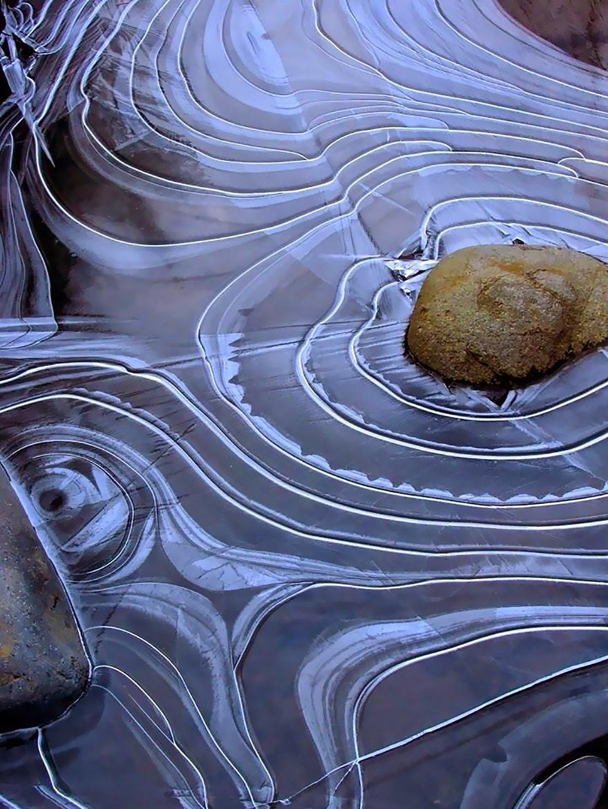 Cele mai frumoase formatiuni de gheata - Poza 11