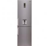 Combina frigorifica LG GBF530NSQPB, 339 l, No Frost, Clasa A++, Inox