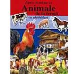 Lipesc si ma joc cu abtibilduri - Animale de la ferma