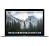 Laptop Apple MacBook (Procesor Intel® Core™ M (4M Cache, 1.1GHz up to 2.40 GHz), Broadwell, 12inch IPS, 8GB, 256GB Flash, Intel® HD Graphics 5300, USB 3.1, Wireless AC, Mac OS X Yosemite, Argintiu, Layout Int)