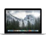Laptop Apple MacBook (Procesor Intel® Core™ M (4M Cache, 1.1GHz up to 2.40 GHz), Broadwell, 12inch IPS, 8GB, 256GB Flash, Intel® HD Graphics 5300, USB 3.1, Wireless AC, Mac OS X Yosemite, Argintiu, Layout Int)