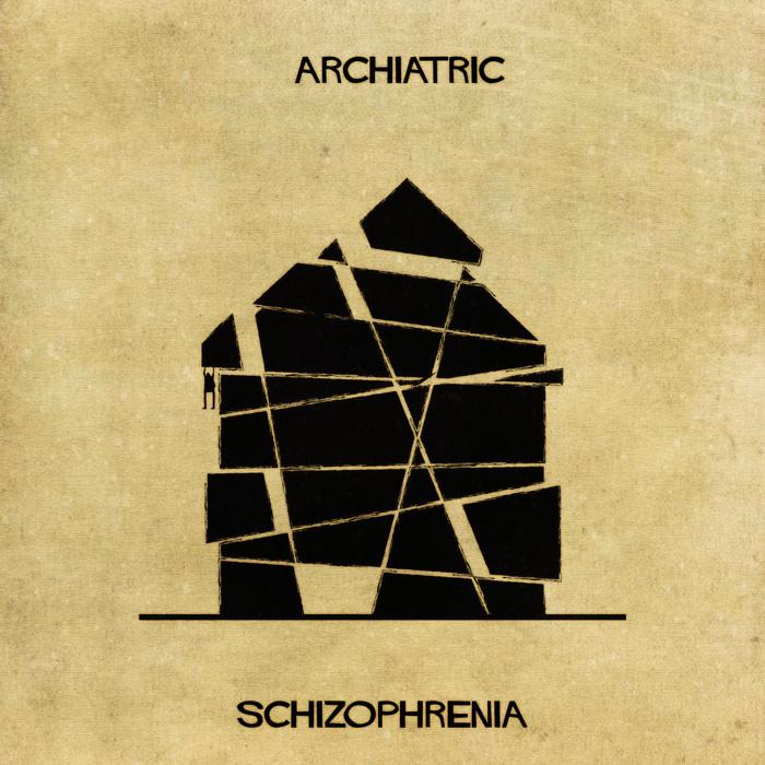 Afectiunile mentale explicate cu ajutorul arhitecturii - Poza 5