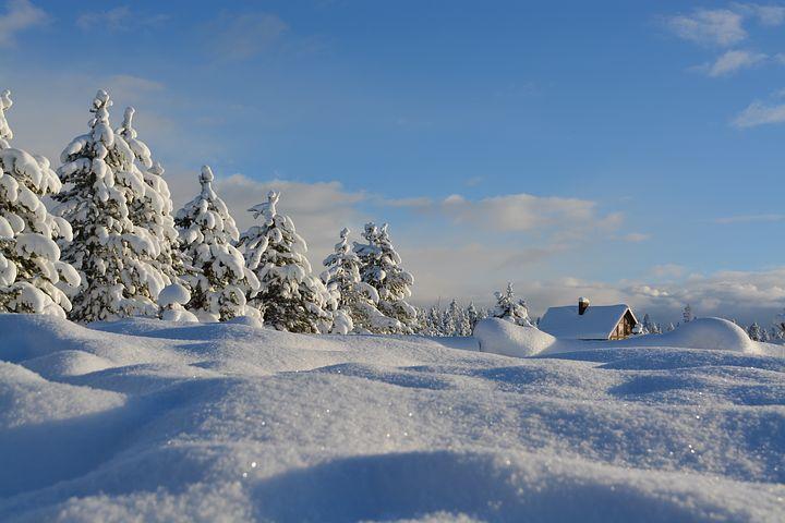 Cele mai frumoase ipostaze ale iernii, in poze sublime - Poza 1