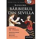 Intalnire la Opera nr. 2 - Rossini - Barbierul din Sevilla (carte+DVD)